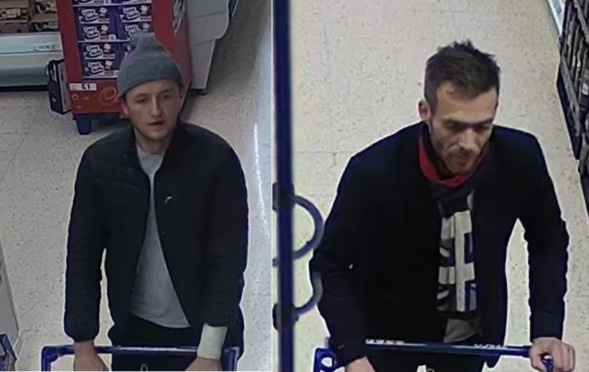 Police appeal after alcohol theft from Tesco superstore