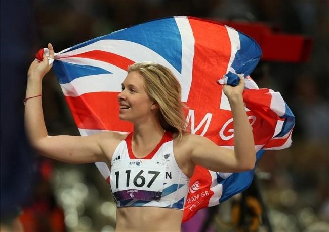 Why Paralympic hero Bethany Woodward quit sport for the farm