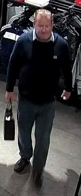 CCTV image released by Dorset Police