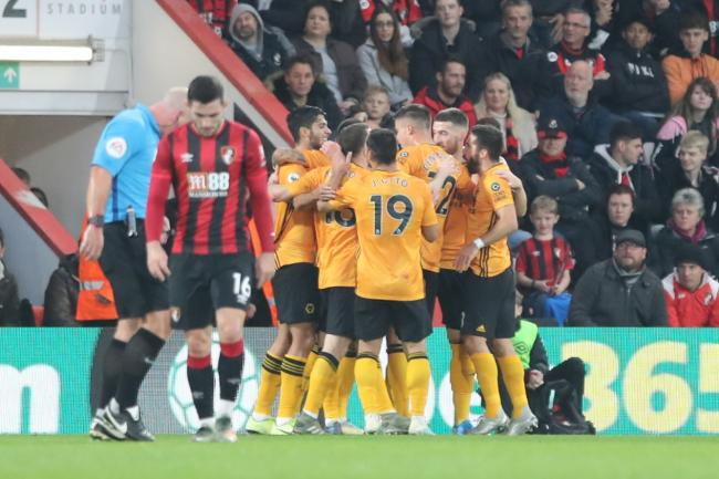 Cherries lost 2-1 to Wolves (Picture: Corin Messer)