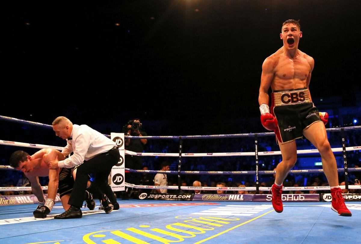 It Means So Much' - Bournemouth'S Chris Billam-Smith Wins Commonwealth Title After Brutal Stoppage Victory Over Craig Glover | Bournemouth Echo