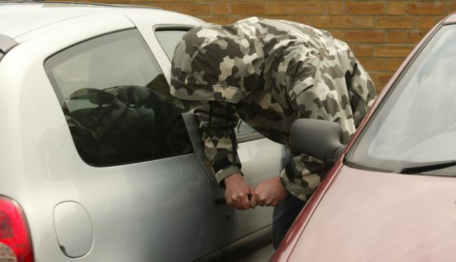Car thieves are targeting vehicles in Poole