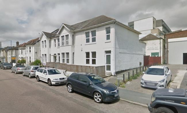 The site in Southcote Road. Photo: Google Street View
