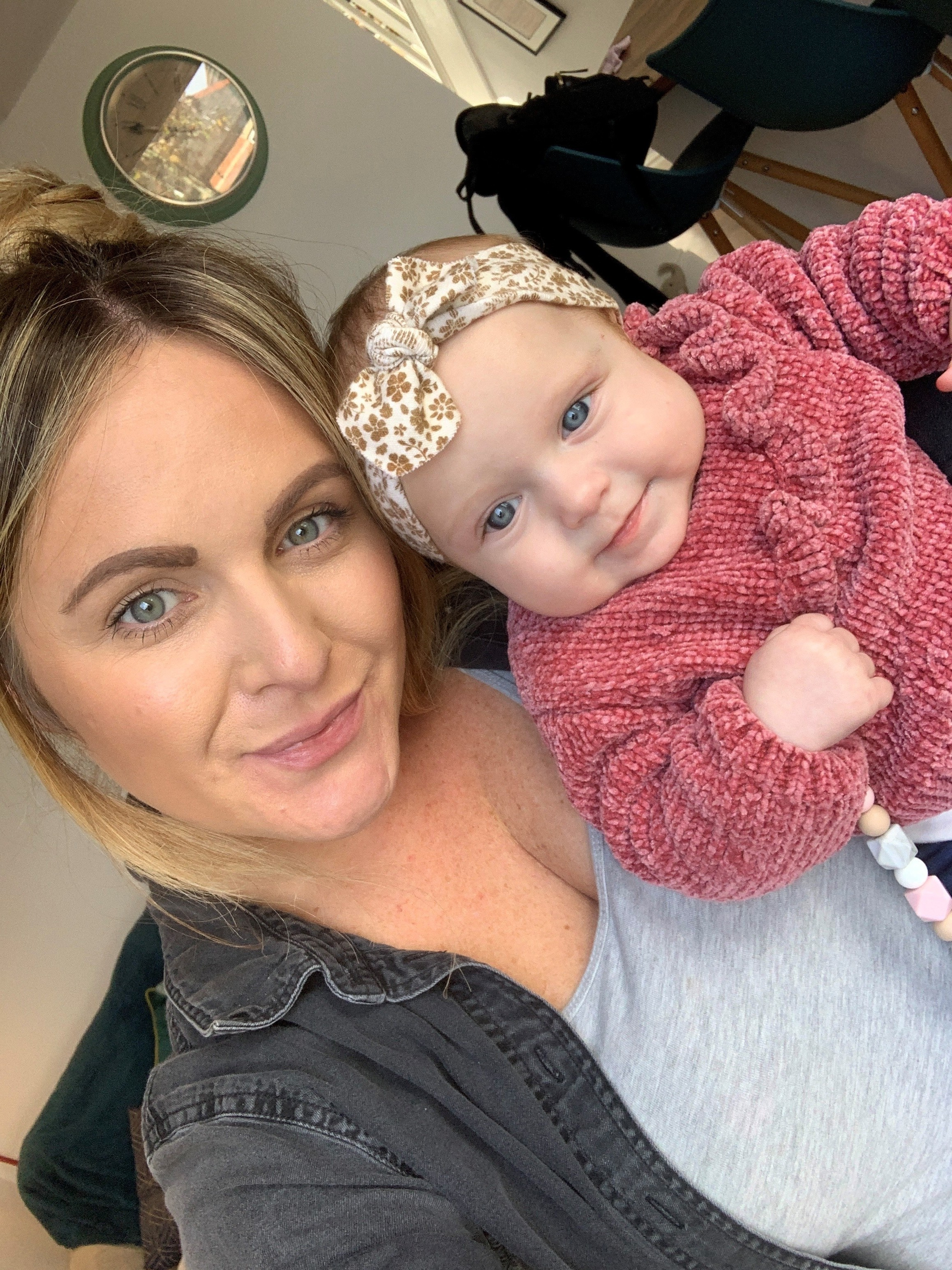 How beautiful baby Margaux is helping to drive home the message on meningitis