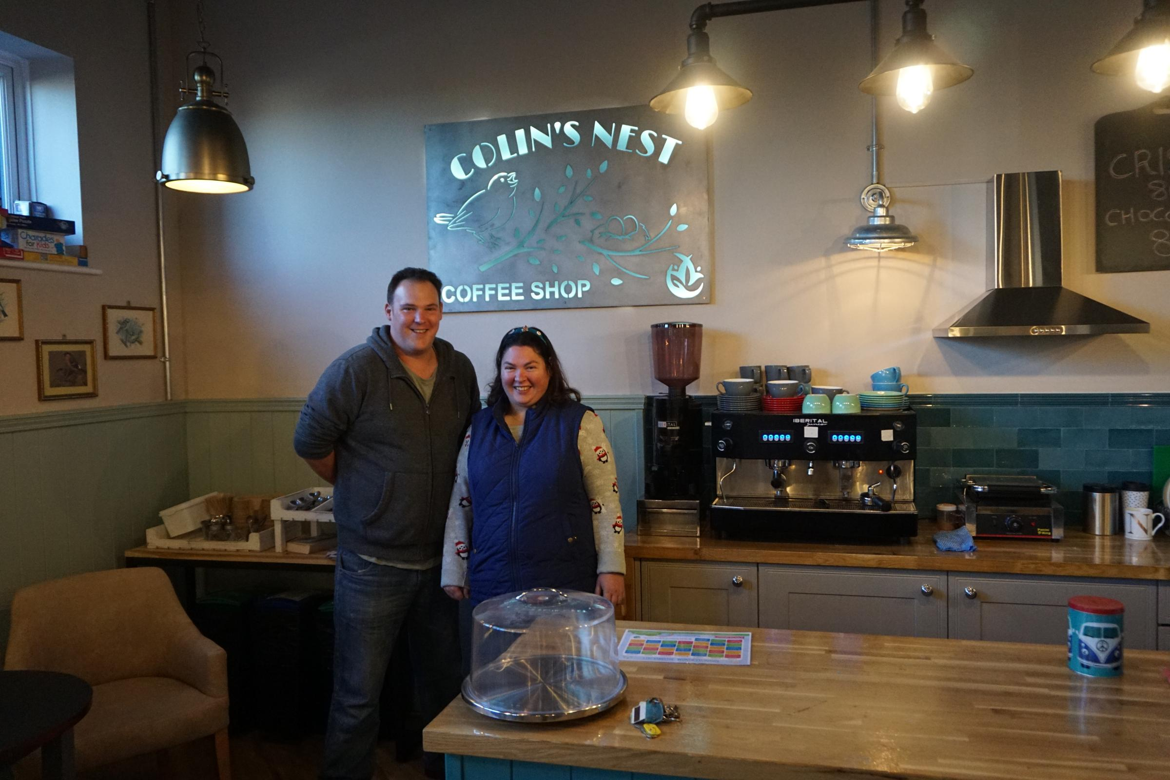 """""""Sometimes in life you are lucky enough to find inspiration"""": Autism and dementia-friendly café to open in Poole"""