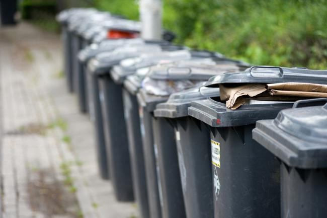 Concerns about rubbish and recycling collections
