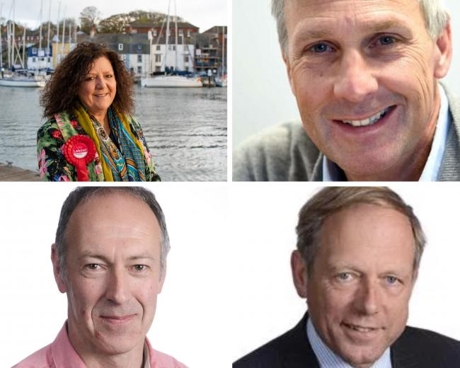 We asked the South Dorset candidates five questions, here's what they said