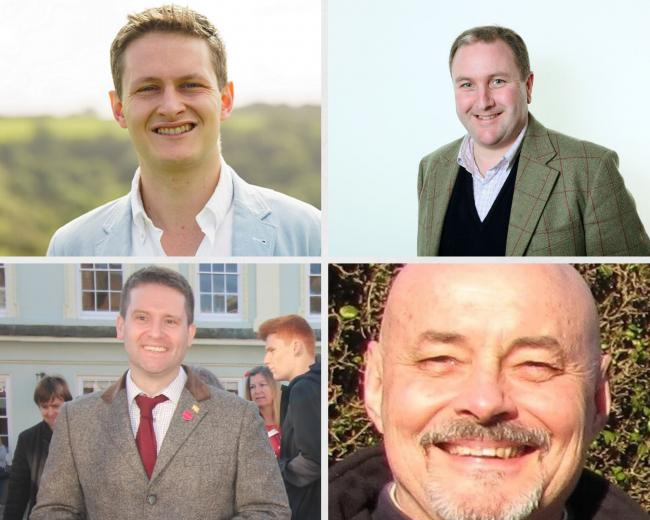 We asked the North Dorset candidates five questions, here's what they said