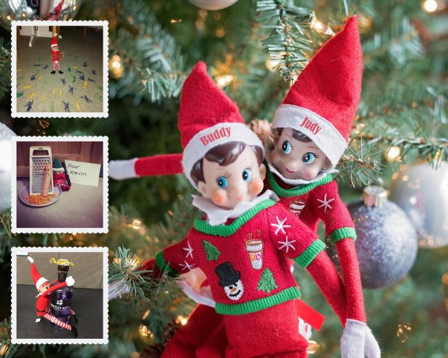Elf On The Shelf And Christmas Elves 2019 Ideas To Try This Christmas Bournemouth Echo
