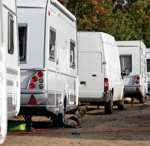 Fewer traveller caravans are on unauthorised sites in Dorset