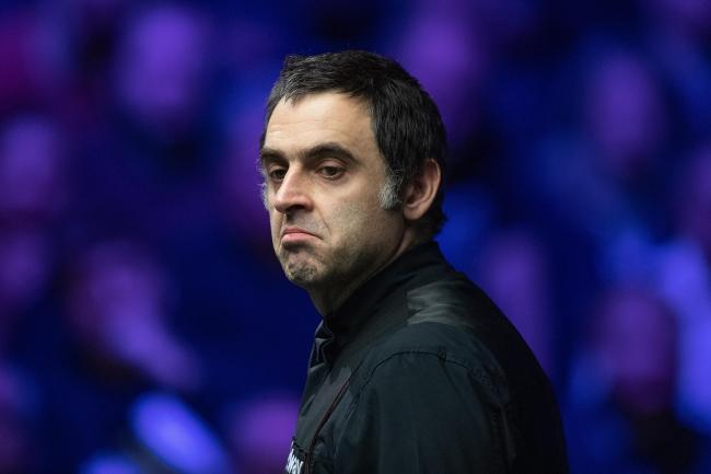O'Sullivan normally serves up a treat on the snooker table - but has turned his attention to doing so on the dining table in lockdown