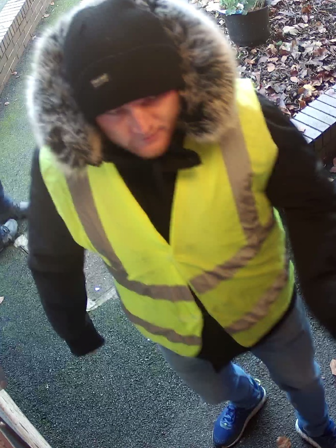 CCTV appeal following attempted distraction burglary in Bournemouth