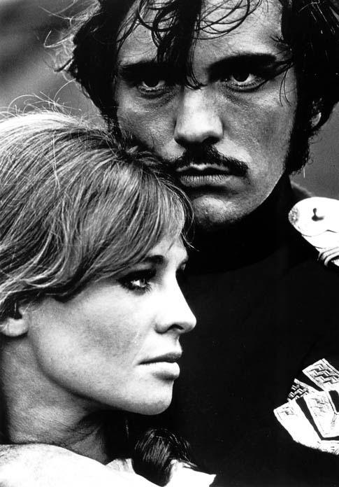 Terence Stamp and Julie Christie in Far from the Madding Crowd.