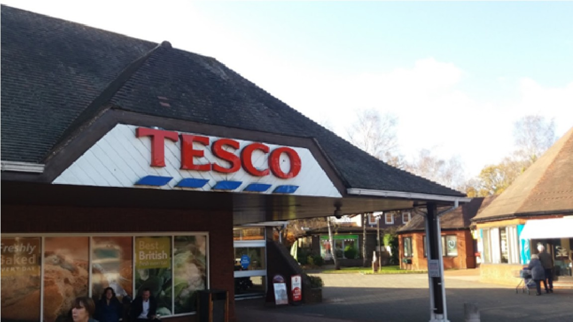 Ferndown Tesco remove parking restrictions within days of implementing them