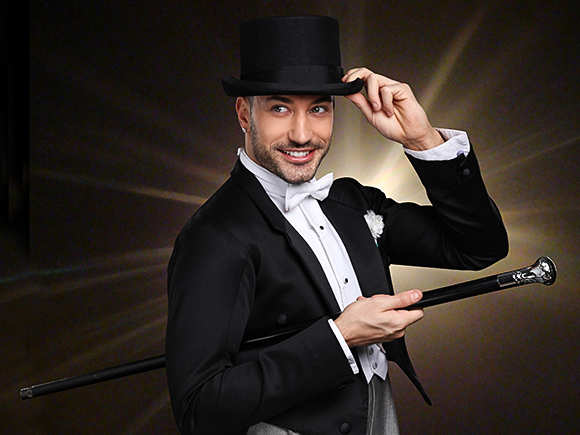 Strictly's Giovanni Pernice to perform his This Is Me show at Lighthouse