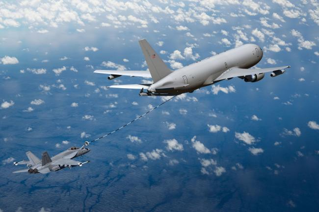 Cobham air-to-air refuelling technology in use