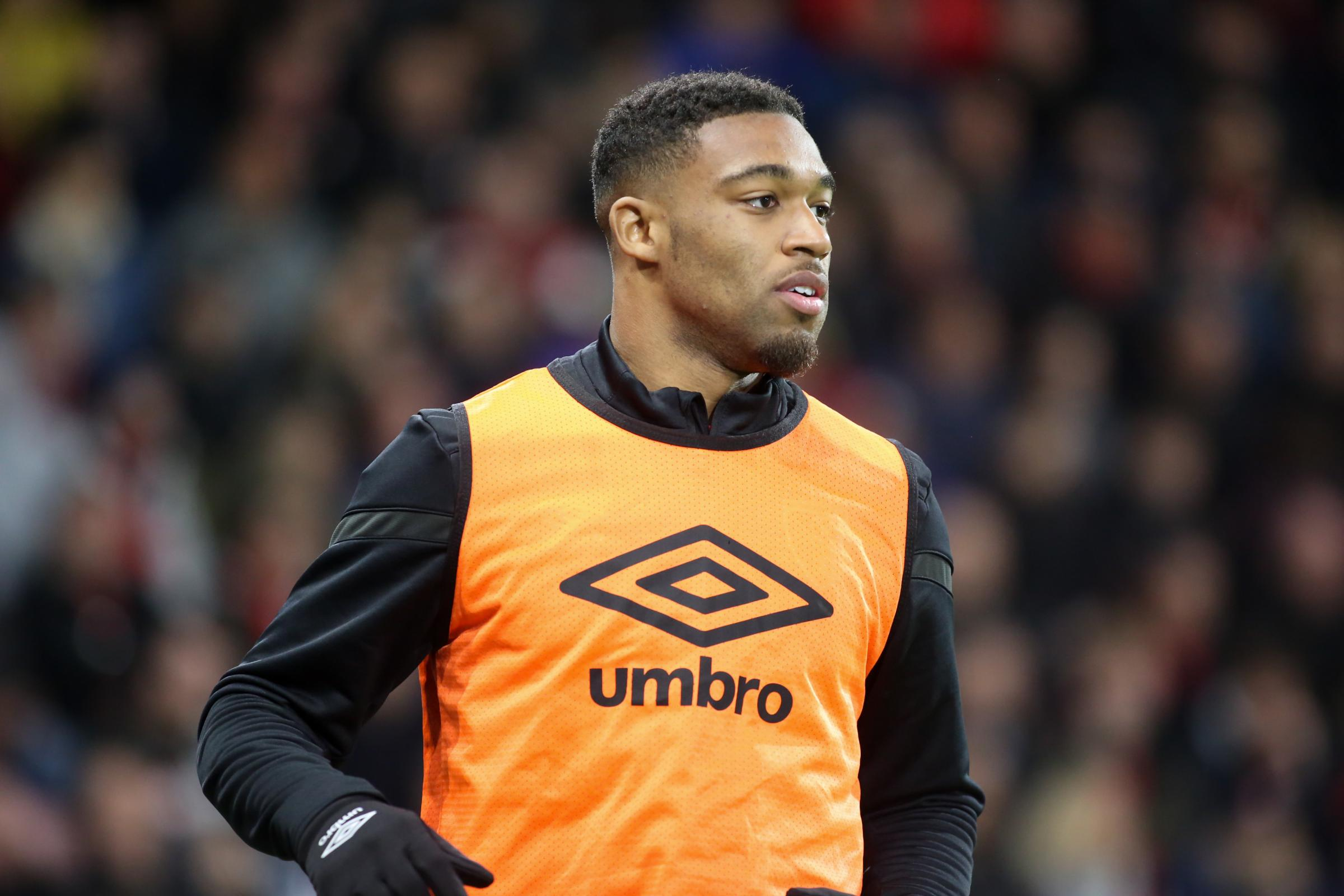 Eddie Howe says every player 'has the ability to change his future' when asked about winger Jordon Ibe