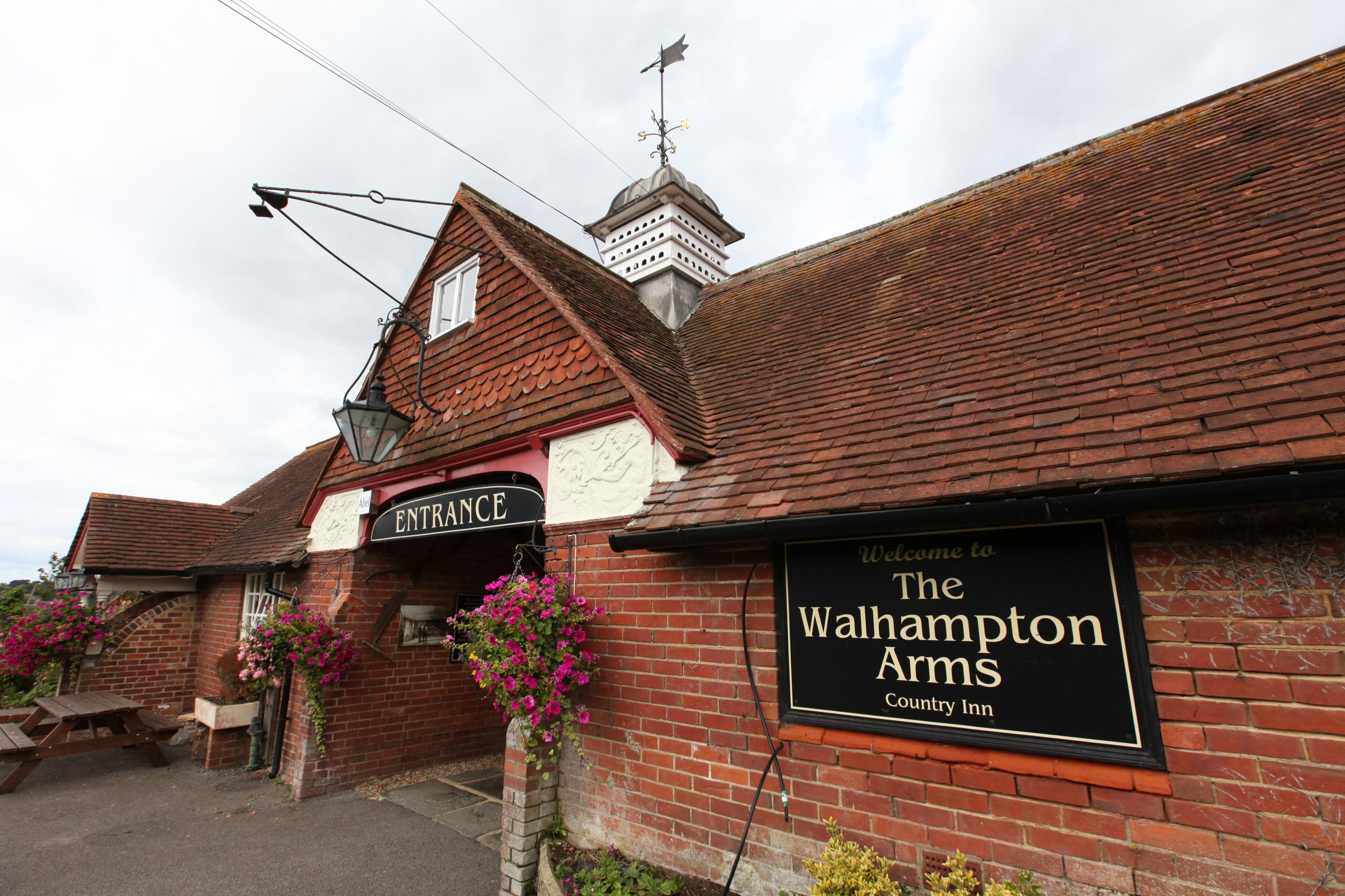 Walhampton Arms Pub Given One Out Of Five Food Hygiene