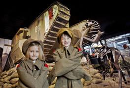 The Tank Museum is hosting a variety of activities during February Half term