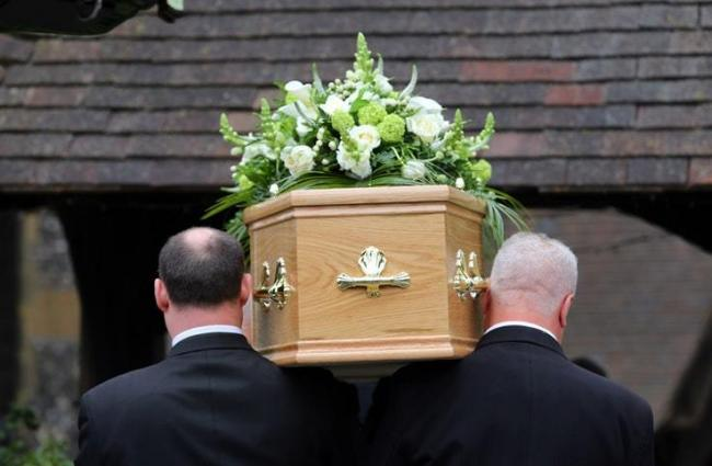 Thousands were spent on pauper funerals