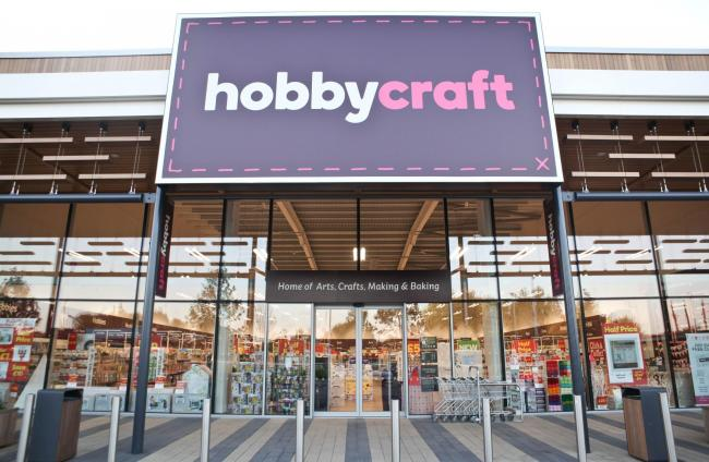 Hobbycraft has reported strong sales for Christmas 2019