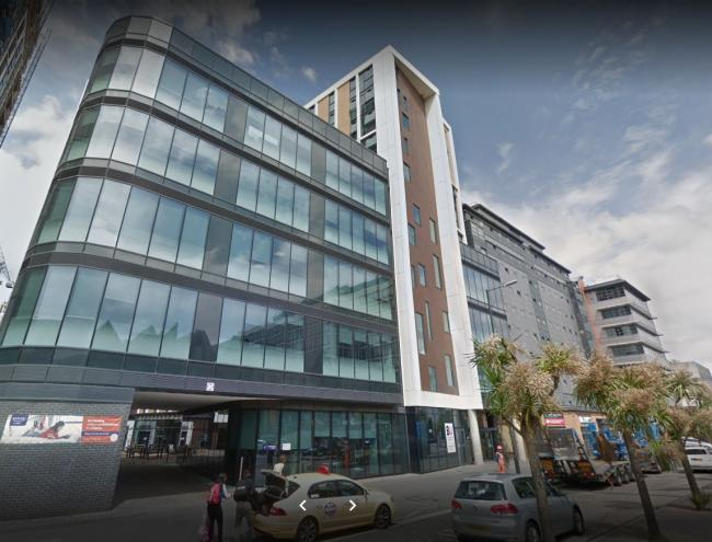Serious cladding and safety issues are discovered at 16-storey student block in Bournemouth