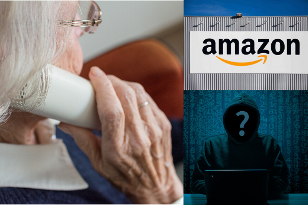 Amazon Scam Warning Hang Up Immediately Say Police Bournemouth Echo