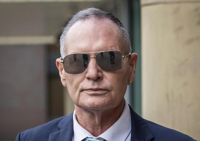 File photo dated 15/10/19 of Paul Gascoigne, who has credited having anti-alcohol pellets sewn into his stomach with helping him turn his life around. PA Photo. Issue date: Saturday January 18, 2020. The former England footballer, 52, has endured a decade