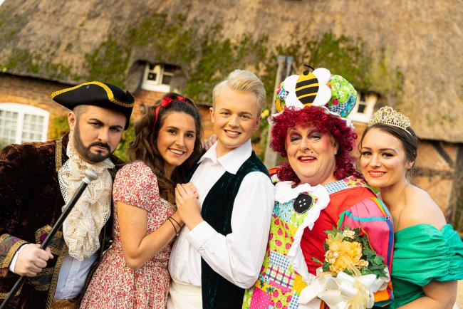 REVIEW: Jack and the Beanstalk, Highcliffe Charity Players, Regent Centre