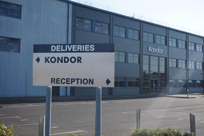 South Somerset District Council bought the unit at Christchurch Business Park currently occupied by tenant Kondor.