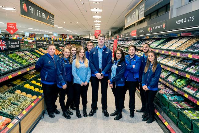 Aldi staff are getting a pay rise...and they will be the UK's highest paid supermarket employees