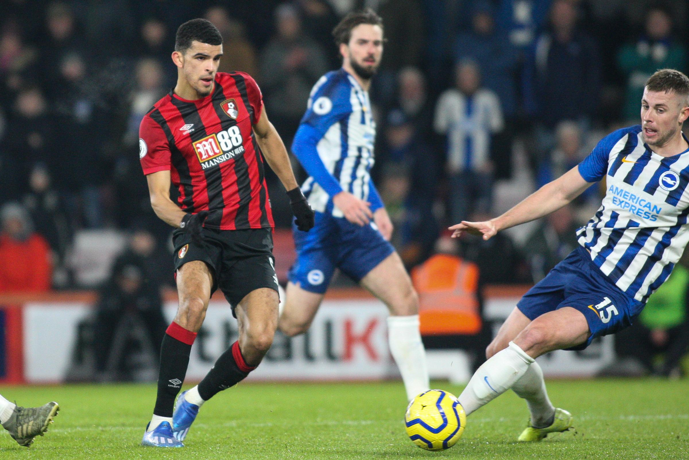 Scoring first was the 'key thing' to victory, says AFC Bournemouth striker Dominic Solanke