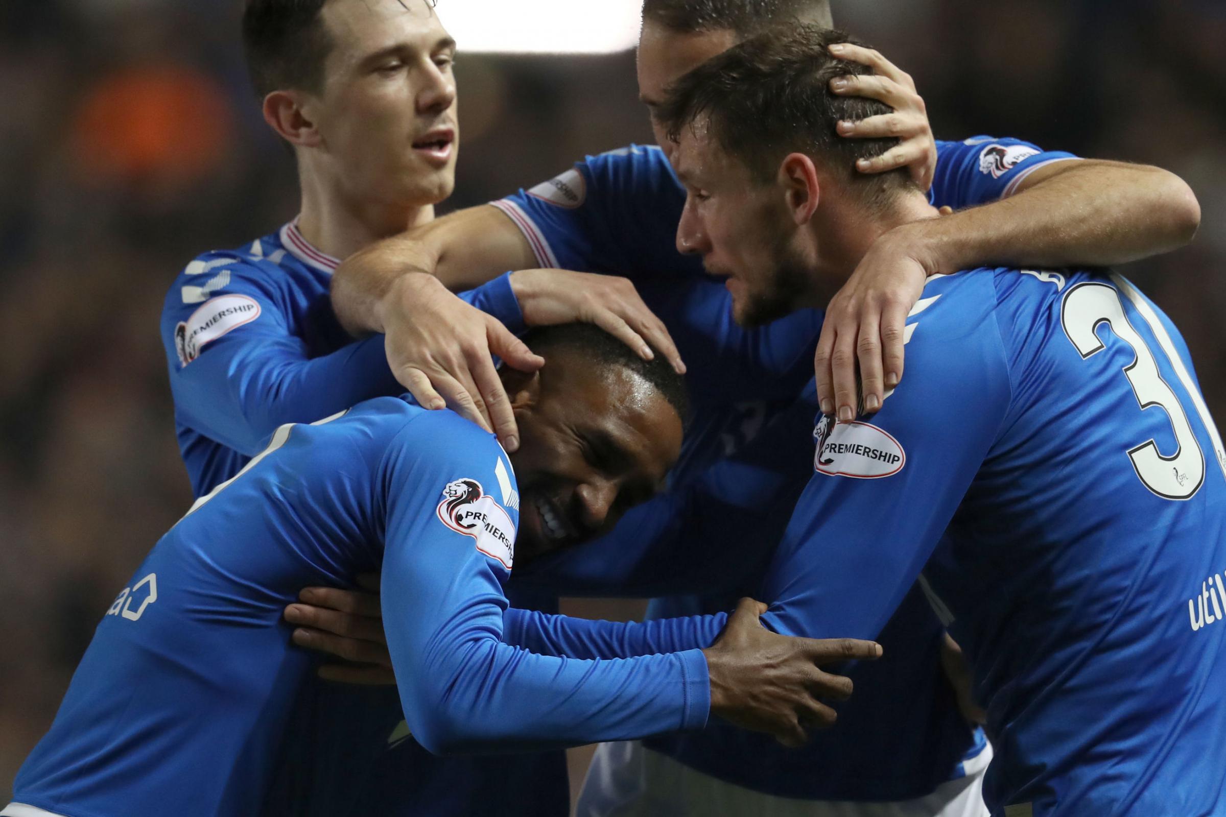 'He's as hungry now as he was when he was 17' - Steven Gerrard hails 'predator' Jermain Defoe as striker nets again