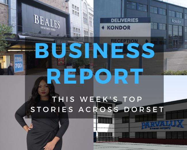 The top five business stories this week