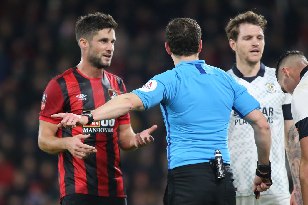 Andrew Surman's full focus is on producing performances with AFC Bournemouth contract set to expire in the summer