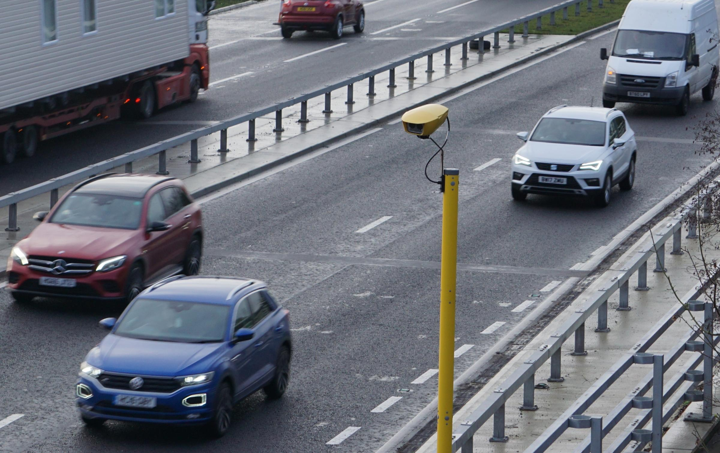 Thousands caught out by average speed cameras on the A338 (and officials are considering installing more)