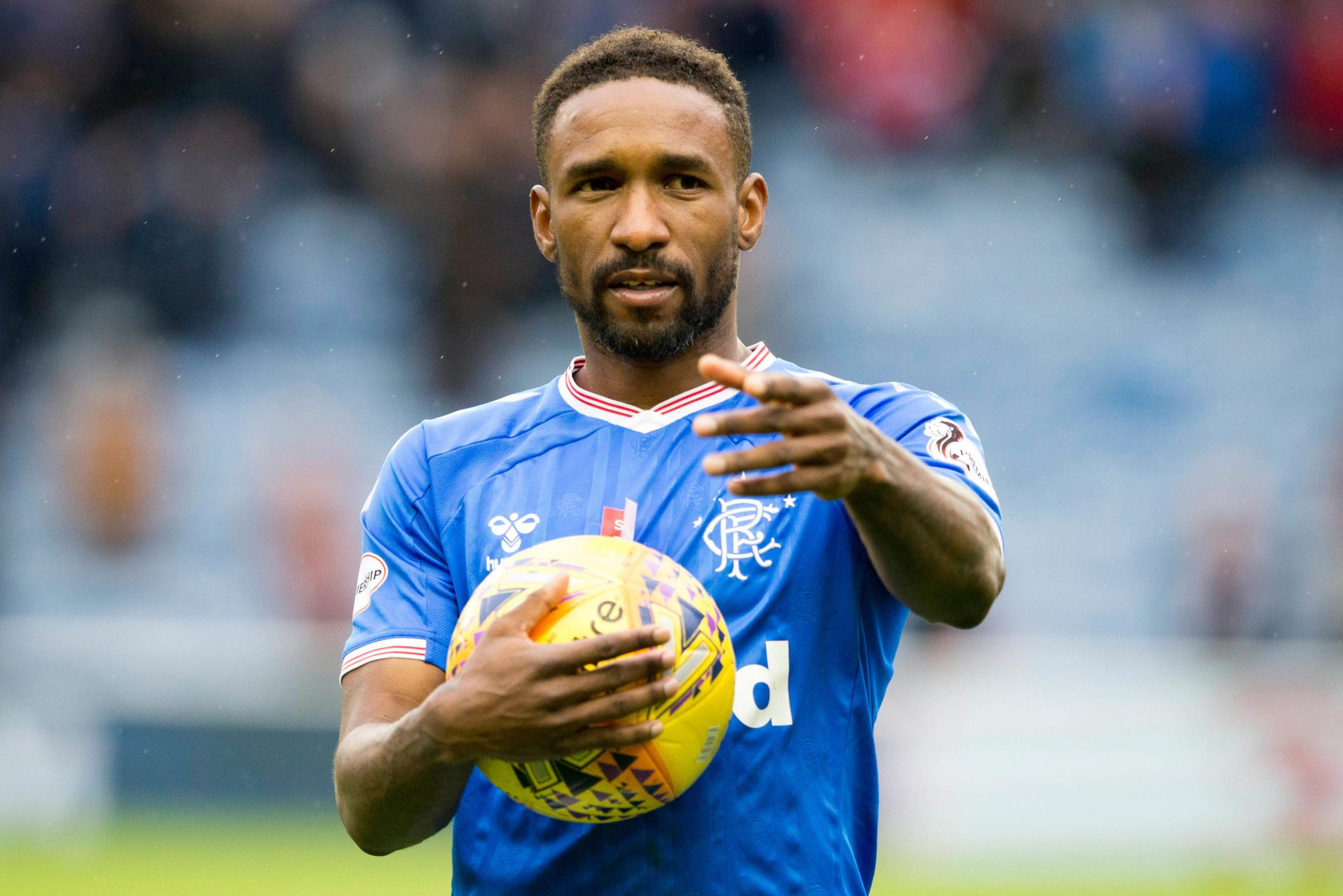 'For me to secure my future here for another year is really special' - Jermain Defoe to join Rangers on permanent deal in the summer