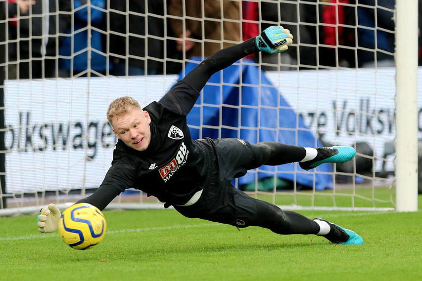 Howe says star stopper Ramsdale has a chance of making England's Euro 2020 squad