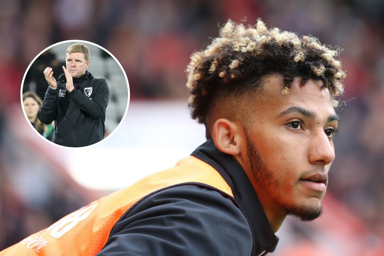 AFC Bournemouth boss Eddie Howe says 'outstanding talent' Lloyd Kelly is raring to go after overcoming second injury setback