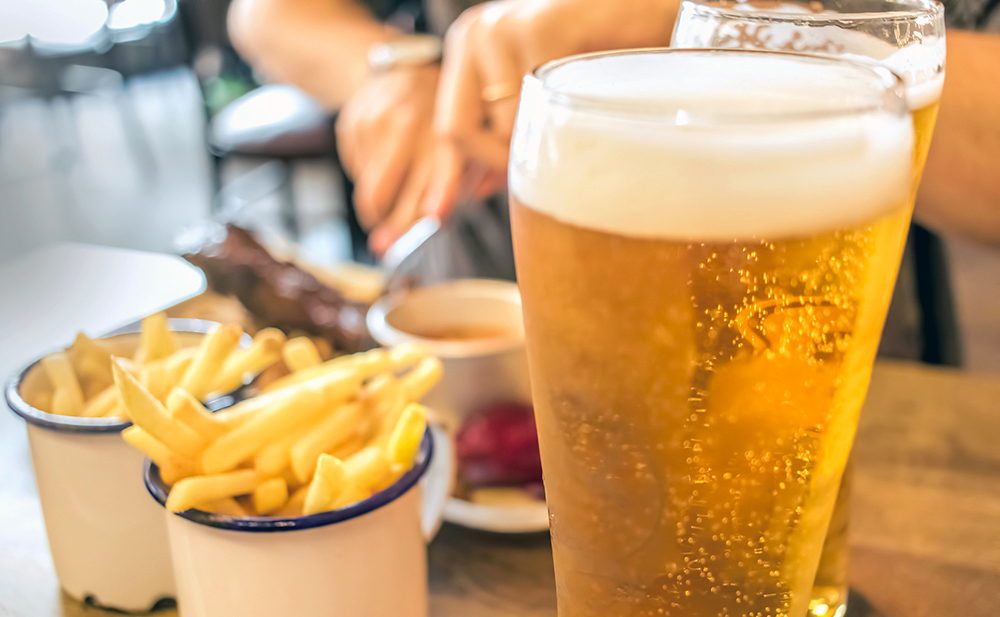 Bournemouth 'one of the only places to see pub trade grow'