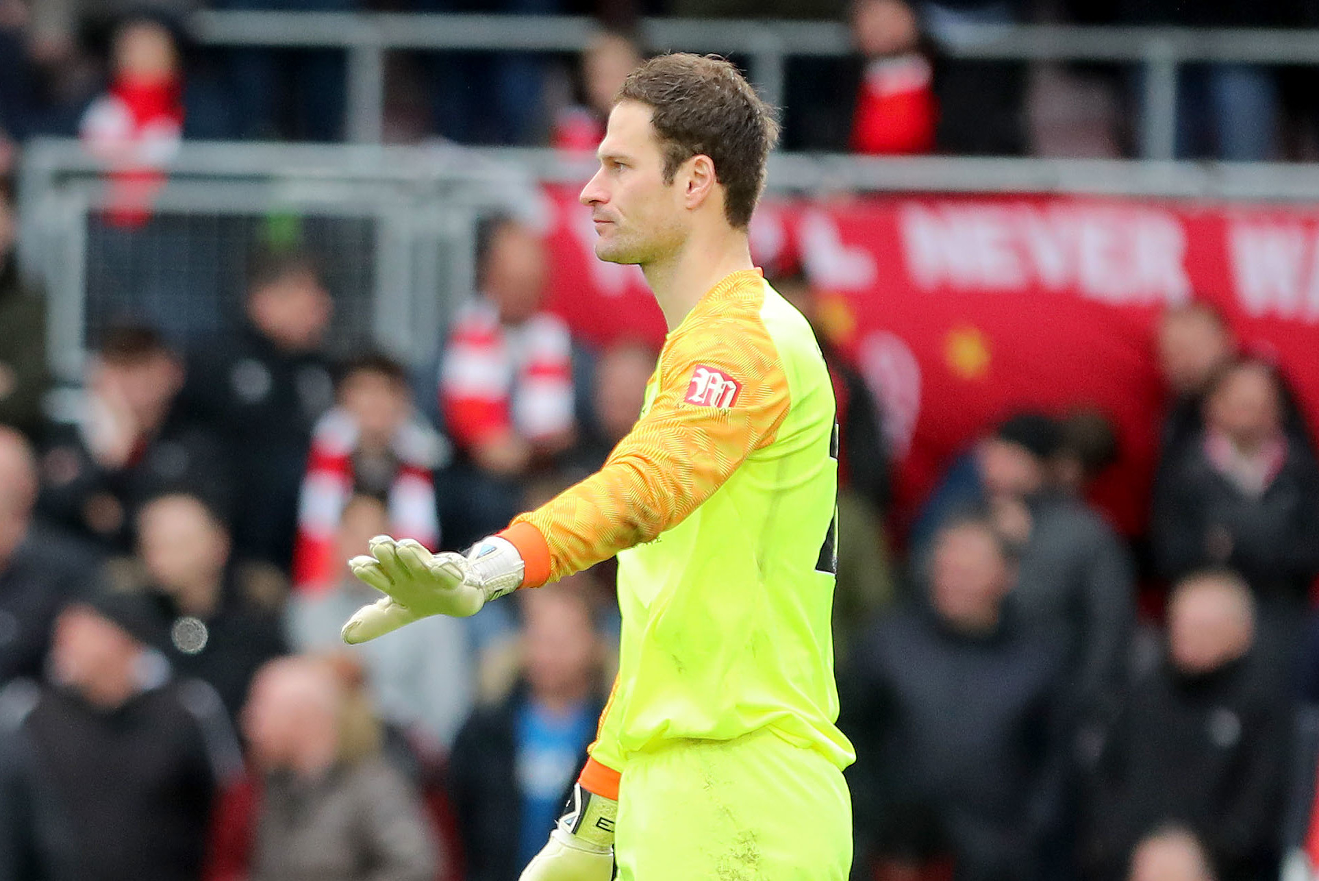 'He goes to AC Milan with our best wishes' - Eddie Howe says form of goalkeeping trio made it 'difficult' for Asmir Begovic to stake a claim at Cherries