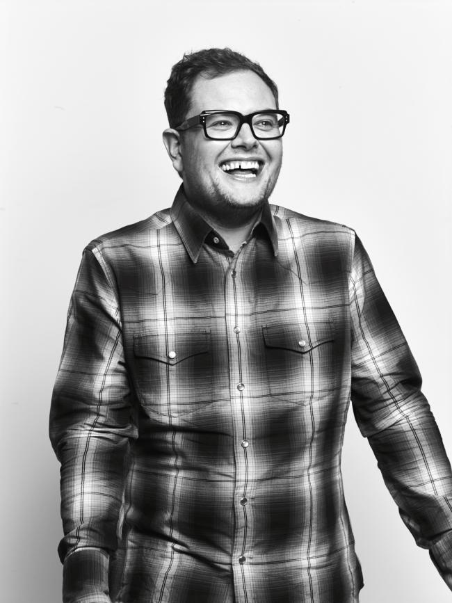 Alan Carr returns to the stage