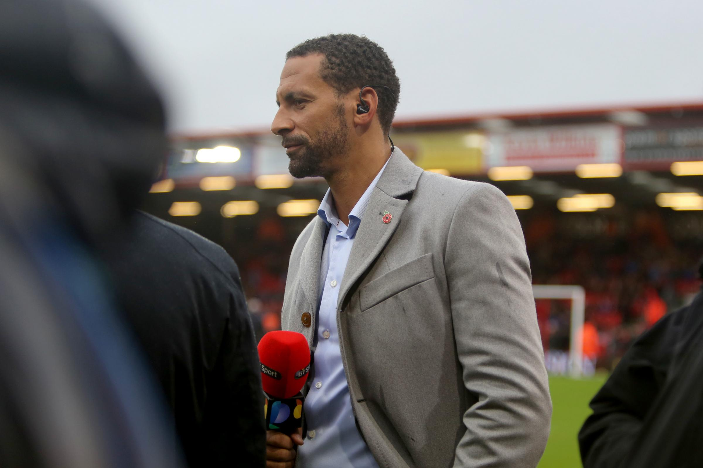 Rio Ferdinand believes Sam Surridge should have come on earlier against Arsenal after Dominic Solanke did 'absolute zero'
