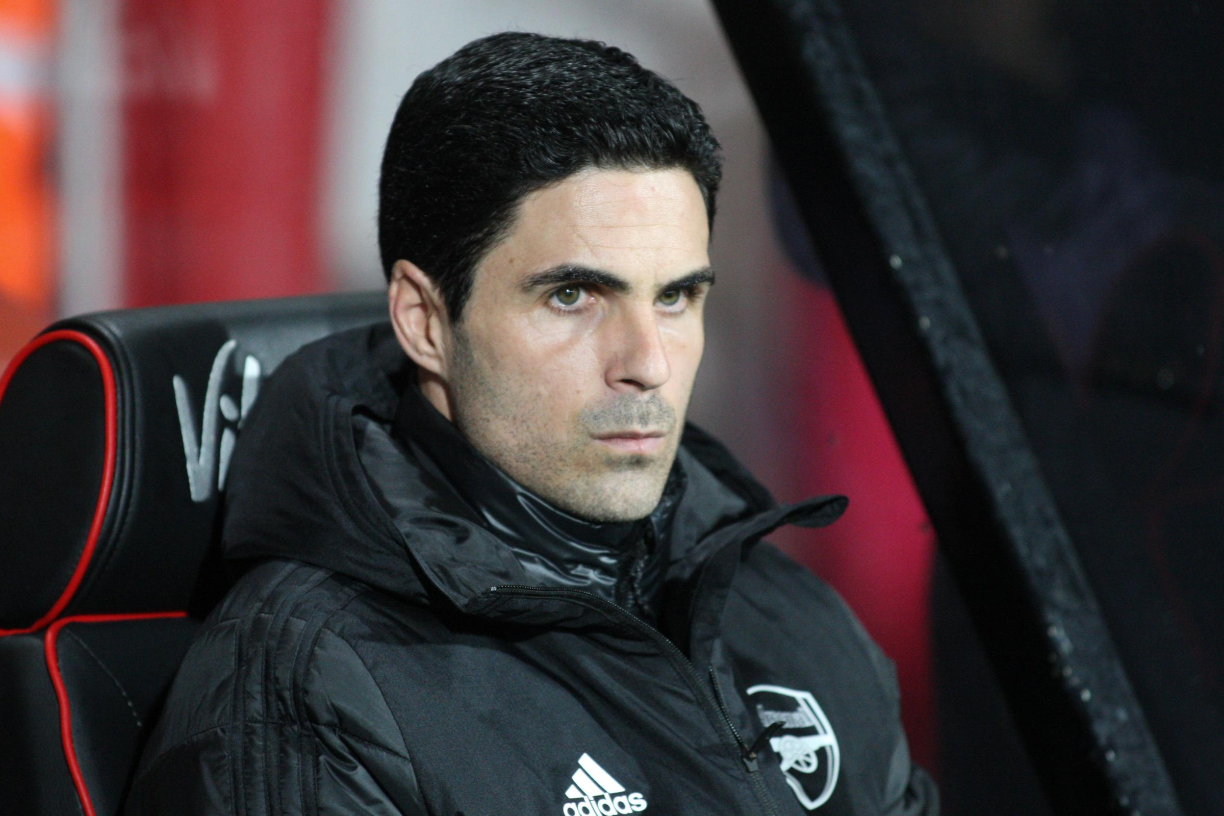 'I hope they stay up because I think they deserve it' - Arsenal boss Mikel Arteta says AFC Bournemouth have been 'unlucky' this season