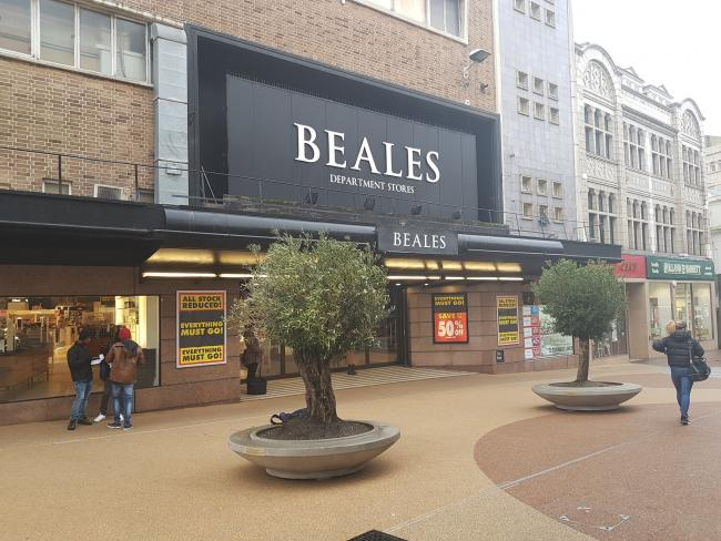 Letter to the Editor: Remembering Beales in the 50s