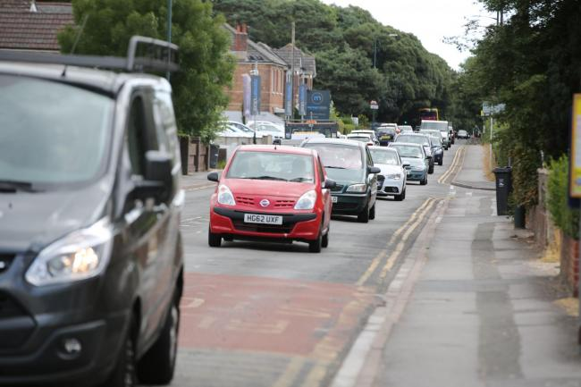Work at Wallisdown Road could have been completed quicker, says reader G Smith