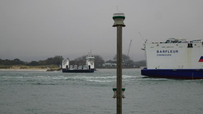 The Sandbanks Ferry could be affected