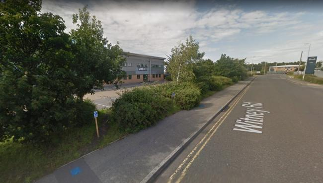Witney Road at the Nuffield Industrial Estate, Poole. Image: Google