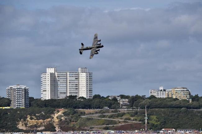 Sarah Stockham of the Echo Camera Club Dorset took this shot at the 2019 Bournemouth Air Festival