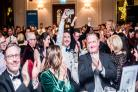 Members of the tech industry celebrate at the Tech South West Awards